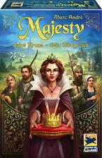 Hans im Glück Familienspiel Strategiespiel Majesty Krone - Königreich 48275