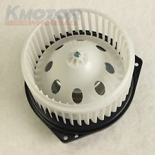 New Heater A/C Blower Motor W/ Fan Cage 27225AM611 For 07-14 Nissan Infiniti