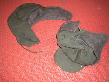 U.S.ARMY : x  2, HATS,FIELD,PILE  No 7    from KOREAN  WAR  1951