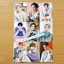 NCT 127 Official Photocard 9 Komplettset 1st Album wecken Foto Karte