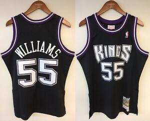 Jason Williams Sacramento Kings Mitchell & Ness NBA Authentic 2000-2001 Jersey