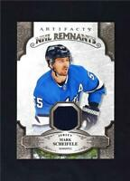 2019-20 UD Artifacts NHL Remnants Relic #NR-MS Mark Scheifele