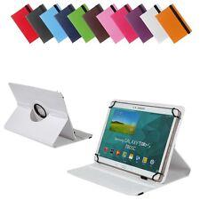 Universal 360° 10 Zoll Tablet Tasche Cover Etui Hüle für Asus ZenPad 10.0 Weiß