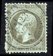 France Sc #22 Used