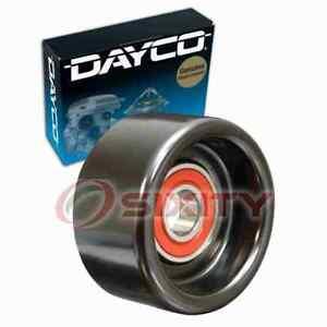 Dayco Drive Belt Tensioner Pulley for 2002-2015 Honda Civic 2.0L 2.4L L4 zu
