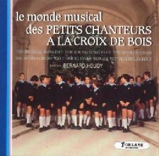 Les PETITS CHANTEURS à la CROIX DE BOIS  / Le Monde Musical / (1 CD) / NEUF