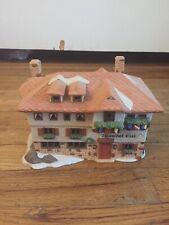 Gasthof Eisl Hotel Alpine Village Series Heritage Department 56 #65404 1986