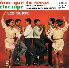 CD Single Les SURFS Tant que tu seras EP REPLICA 4-track CARD SLEEVE + RARE +