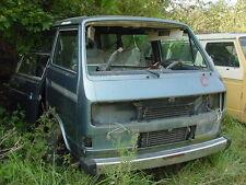 Elves 1987 VW 87 vanagon bumper door window molding light wiper panel switch