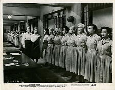 IDA LUPINO  JAN STERLING WOMEN'S PRISON  1955 VINTAGE PHOTO ORIGINAL N°3