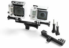 Éclats diviseurs Mount F. gopro go pro HD HERO 1,2,3,3+ Accessoire Adaptateur trépied
