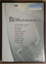Microsoft Office Enterprise 2007 Full Version – Word Excel Power Point Outlook