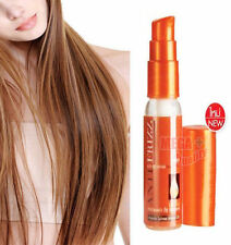 Mistine Anti Frizz Serum Leave In For Damage Hair Repair Damage Soft Silky 20ml.