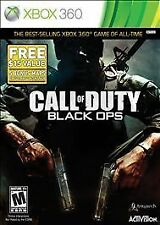 Call of Duty: Black Ops -- Limited Edition (Microsoft Xbox 360, 2011) New/Sealed