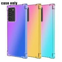 Suitable For Samsung S20 FE Mobile Phone Case Transparent Gradient L9A1