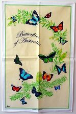 Tea Towel - Butterflies of Australia - 100% Cotton