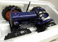 UH 1/16 Scale 2816 Fordson E27N Roadless blue Diecast model Farm Tractor