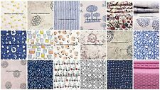 500 Metre Indian Cotton Block Print Wholesale Lot Floral Fabric Sewing Crafts