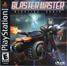 Blaster Master - Blasting Again (2001) Brand New Factory Sealed USA Playstation