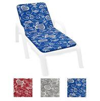 Cuscino LETTINO UNIVERSALE copri sedia sdraio seduta piscina giardino esterno