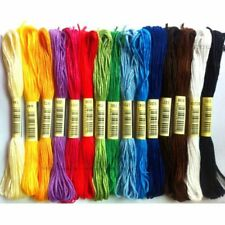 Cross Stitching Threads Quality Abrasion-resistant Sewing Yarn Crochet Handcraft