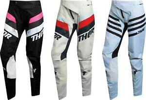 Thor Women's Pulse Pants - MX Motocross Dirt Bike Off-Road ATV MTB Gear