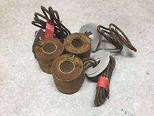 Asco 102-006-9D 120V solenoid valve coil