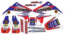 Graphics Kit for Honda CR85 CR 85 2003-2012 decals shroud plastic stickers