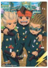 mini pencil board Shitajiki Inazuma Eleven anime Endou Mamoru Gouenji Shuuya