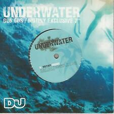 "UNDERWATER "" GUS GUS / MUTINY EXCLUSIVE""  7"" UK PRESS PERFECT"