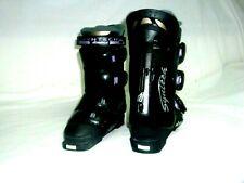 "Nordica ""Syntech"" biofit Black Dh Ski Boots Women'S Sz. 6.5"