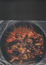 DEFLESHED - royal straight flesh LP picture disc