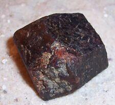 330 ct  echter  XL  Granat Kristall  aus Indien unbehandelt