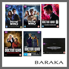 Doctor Who Complete Seasons Series 1, 2, 3, 4, 5, 6, 7, 8 & 9 Part 1 DVD Box Set