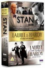 Stan/laurel and Hardy Anthology 5016641118368 With Stan Laurel DVD Region 2