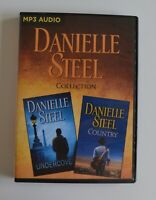 Danielle Steel Collection: Undercover / Country - 2xMP3CD - Audiobook