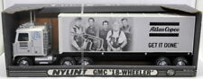 Nylint Appx 45cm Long Diecast Truck 911-2 - GMC 18 Wheeler Truck & Trailer