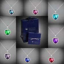 Modeschmuck-Halsketten & -Anhänger im Collier-Stil mit Cubic Zirkonia-für Damen