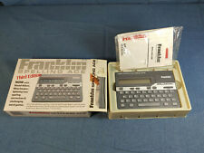 Genuine Vintage Spelling Ace (Sa-98) English Spell Check Franklin Computer Euc