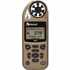 Kestrel 5500 Weather / Environmental Meter - Desert Tan - 0855Tan - Dealer