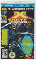 X-Factor #85 (1992) [Apocalypse, X-Cutioners Song] Polybagged Unopened - Lee -X
