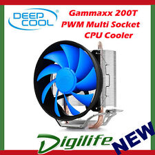 DeepCool Gammaxx 200T PWM Multi Socket CPU Cooler for Intel & AMD GMX200T