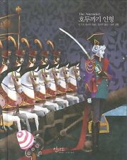 The Nutcracker Korean Book Hard Cover Illustration Korea Fairy Tale Story Illust