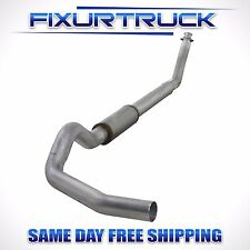 "Diamond Eye 5"" Turbo-Back Exhaust For 1994-2002 Dodge Cummins 5.9L K5216A"