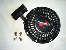 Tecumseh Engine Recoil Starter & Bolts 5HP 590788 590749 Snowblower Go Cart