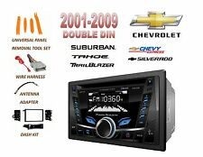 2001-2012 CHEVROLET SILVERADO TAHOE SUBURBAN BLUETOOTH MP3 USB CAR STEREO