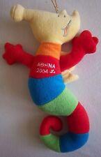 Orig.Maskottchen   Paralympics ATHEN 2004  / PROTEAS 30cm  !!  SEHR SELTEN