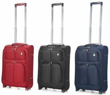 Aerolite Up to 40L Upright (2) Wheels Suitcases