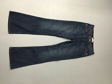 Womens Levi 629 'Bootcut' Jeans - W31 L30 - Dark Navy Wash - Great Condition