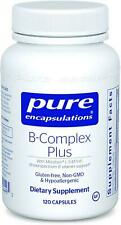 Pure Encapsulations (BCP1) B-Complex Plus - 120 Capsules